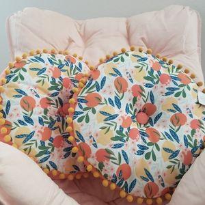 Bullseye Floor Pillows